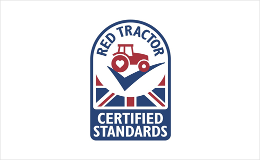 Red Tractor Unveils New Logo Design