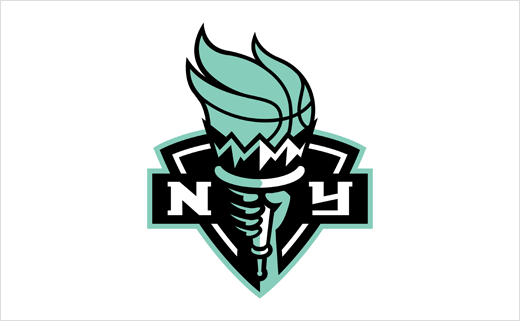 Basketball Team New York Liberty Unveils New Logo Design