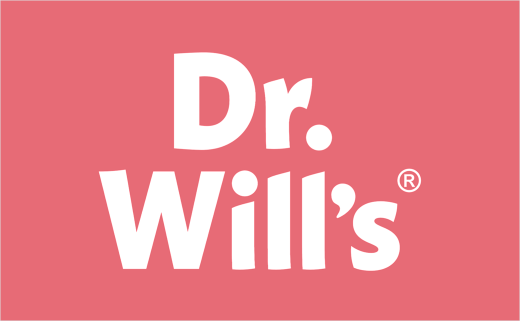 Dr Will's Reveals New Logo and Packaging by B&B studio