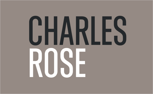 Online Art Gallery 'Charles Rose' to Launch with Branding by Offthetopofmyhead
