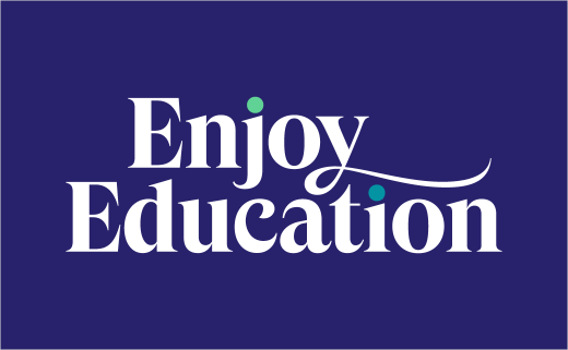 'Enjoy Education' Gets New Logo and Identity by Studio Output
