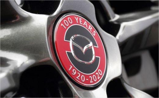 Mazda at 100 – a History of the Japanese Car Brand's Logo