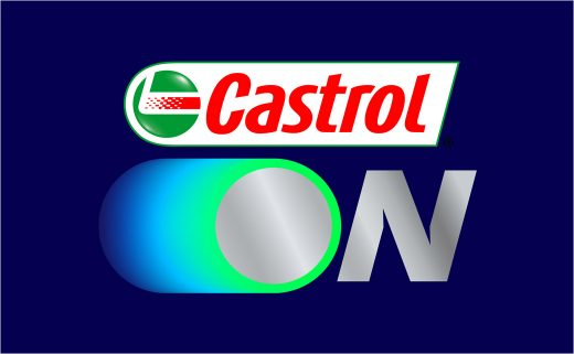 'Castrol ON' Launches with Logo and Packaging by Williams Murray Hamm